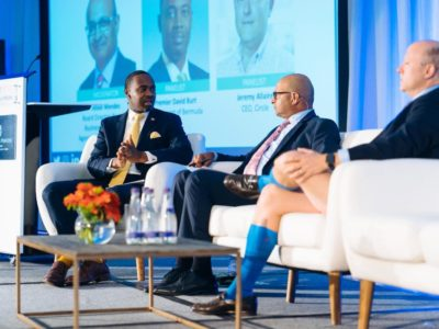 Bermuda Premier Announces Commitment to Digital Currencies at Tech Summit
