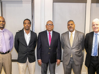 Four Bermudians Promoted 'To Fill Key Roles Within Ministry of Public Works'