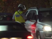 Police: Rider Arrested on Suspicion of Impaired Driving After Admitted to KEMH