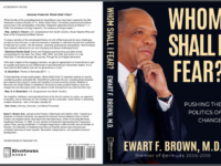 Successful New York Book Signing for 'Whom Shall I Fear'