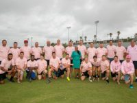Minister Attends Youth Clinic During World Rugby Day Events