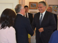 Governor: 'A Pleasure to Meet President Cordeiro & To Welcome Him to Bermuda'
