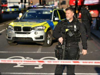 People Flee London Bridge as 'Gun Shots Are Fired'