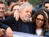 BBC: Brazil Ex-President Lula Held on Corruption Charges Walks Free From Jail