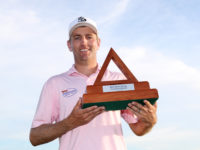 Inaugural Bermuda Championship Winner Takes Home TrophyDesigned by 73-Year-Old Local Artist