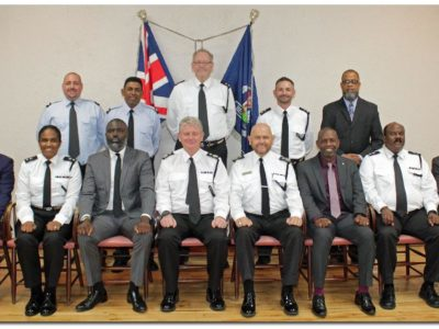 Police: Four Officers Promoted, Two to Sergeant & Two to Inspector