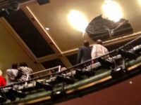 Roof Collapses at London's Piccadilly Theatre During Performance of 'Death Of A Salesman'