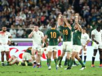 England Suffer Heartbreaking Defeat to South Africa in 2019 Rugby World Cup Final