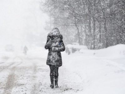UK Weather: 'This Winter Could Be One of The Coldest in 30 Years