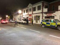 Man Shot Outside of Spinning Wheel on Court Street