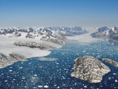 Climate Change: Greenland Ice Melt 'Is Accelerating Seven Times Faster Than in The 1990s'