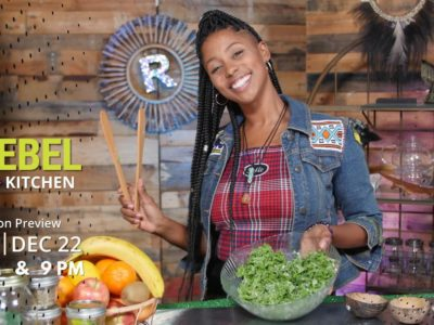 Channel 82 Set to Launch 'Holistic Rebel' Kitchen Show Featuring Shaela Godfrey