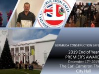Second Annual Bermuda Construction Safety Council Premier's Awards Tonight