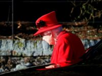 Britain's Queen Elizabeth II Acknowledges 'Bumpy' Year in Christmas Message