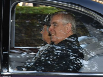 Prince Andrew is Back in The Fold as Queen Makes VERY Public Show of Support After Megxit Deal
