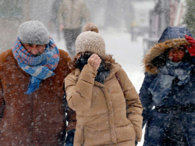 Winter Storms Lashing US East Coast Expected to Bring Cold Weather to Bermuda by Friday