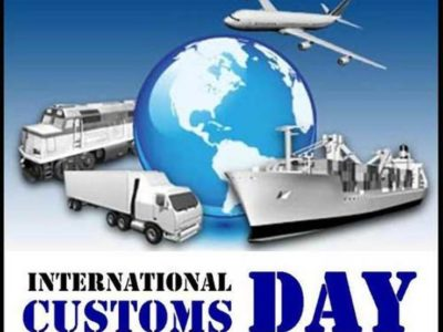 Sunday, January 26 is International Customs Day