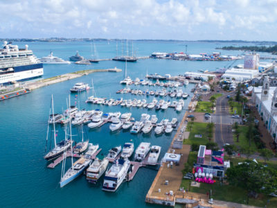 Wedco: Work Starts at Dockyard to Repair Hurricane Damage