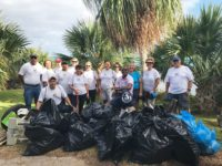 Joint Clean Up Initiative Lands 199 Loads of Bulk Waste Delivered