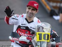Horror as Portuguese Motorbike Rider Paulo Goncalves, 40, Dies After Crash in Dakar Rally in Saudi Arabia