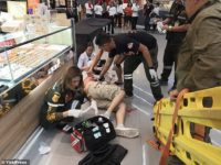 Gunman Kills Three, Including Girl, Two & Wounds Five Others in Thailand