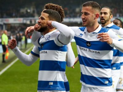 QPR's Nahki Wells Smashes Six Goals Past Cardiff City on New Year's Day