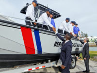 Bermuda's First Ever Coast Guard Unit Officially Launched