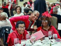 Minister Foggo Welcomes Hundreds of Seniors at Annual Tea