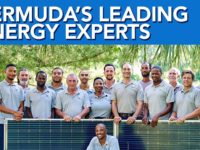 Home Affairs Minister Meets With Island's Solar Installers