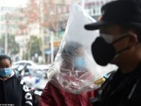 Police 'Wearing Hazmat Suits' Will be Able to Handcuff Suspected Patients & Force Them Back Into Quarantine