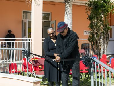 Minister Recognises Bermudian Icons at Northlands Primary School