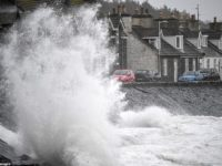 Two Dead as Storm Dennis Batters Britain – Storm Classed a 'BOMB Cyclone' – 'One of The Strongest EVER'
