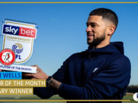 Nahki Wells Named Sky Bet 'Player of the Month'