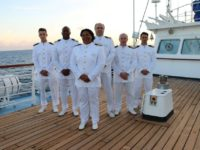 Forbes: Meet The World's First Black Woman Cruise Ship Captain