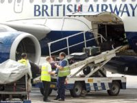 British Airways Baggage Handlers at Heathrow Test Positive For Coronavirus – UK Death Toll Leaps by Another 47 to 163