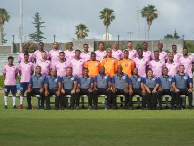 Bermuda's Senior Men's National Football Team Named For Game vs Jamaica on March 11