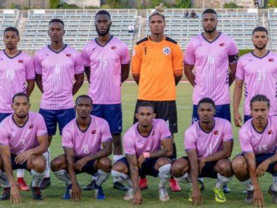 Montego Bay Sports Complex: Jamaica 2 Bermuda 0