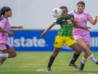 Jamaica Whip Bermuda 9-1 at Women's U20 World Cup Qualifiers
