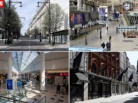 UK Shopping Centres Deserted as Britons' Way of Life is Ripped Up Without Pubs, Cafes & Gyms