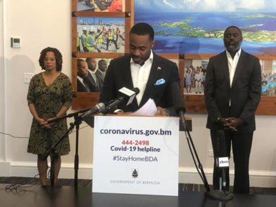 COVID-19: Bermuda on 'Shelter in Place' Lockdown For Two Weeks as of Saturday