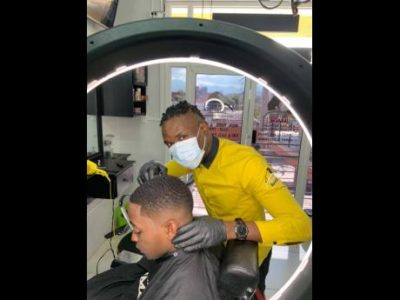 Growth & Jobs   Barbers, Hairdressers Work To Survive During Coronavirus Pandemic In Jamaica
