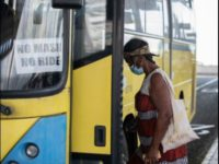 Jamaica: No Mask, No Entry On JUTC Buses