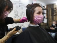 UK Hairdressers May Have to Remain Shut 'For 6 Months' Because of Coronavirus Risk