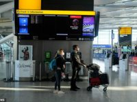 Finally, ANYONE Flying Into The UK Will Have to Quarantine For Two Weeks