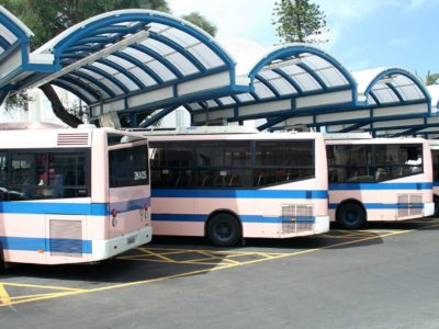 DPT: Bus Service Interruption From 10am To 1pm Today To Facilitate COVID-19 Meeting