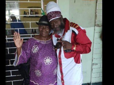 Dancehall DJ & Reggae Artist Capleton Mourns Loss of Mother