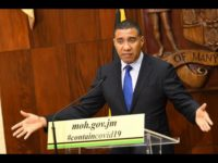 Jamaica PM: Public-Sector Jobs Safe For Now, But Economy Vulnerable