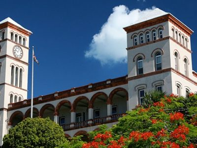 Reconvening Of Parliament In St George's On November 6
