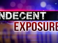 Police: Man Arrested For Indecent Exposure