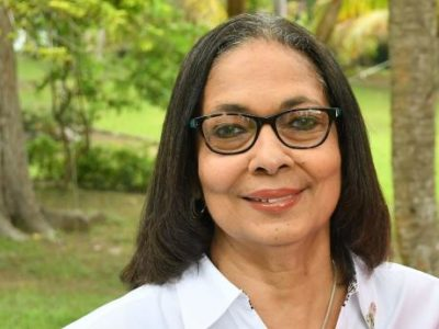 Supporters Flock Robinson's House With Passing of Jamaican MP Shahine Robinson